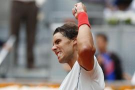 Rafa Nadal debuta con victoria ante el francés Paire