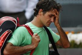 Federer da la sorpresa y cae ante Nishikori