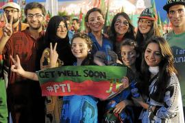 Pakistán cierra su campaña electoral con expectativas de cambio político