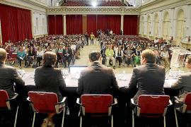 Más de 500 enfermeras de todo el Estado se dan cita en Palma