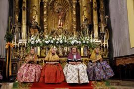 Sóller da inicio a sus fiestas de mayo con la solemne investidura de las Valentes Dones