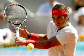 Ferrer deja escapar vivo a Nadal, que logra las semifinales