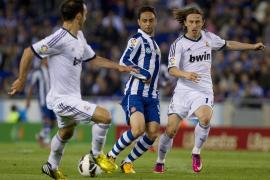 El Espanyol da la Liga al Barça al empatar con el Real Madrid