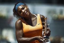 Serena Williams gana en Madrid el título 50 de su carrera