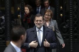 Rajoy cree que España saldrá fortalecida de la crisis y volverá a la prosperidad