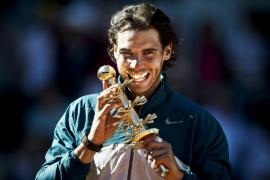 Nadal vence a Wawrinka y triunfa por tercera vez en Madrid