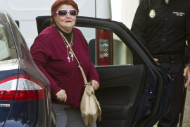 Dos años de cárcel para la mujer del asesino de Mari Luz por falso testimonio