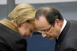 El eje franco-alemán diseña un plan para combatir el paro juvenil en la UE