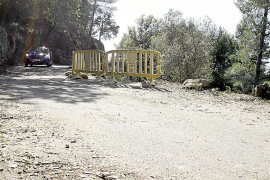 El Consistorio deberá asumir la reparación de la carretera del Port des Canonge