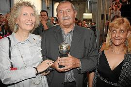 Los mallorquines nominados en los Premios Max reciben sus estatuillas