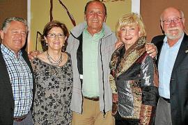 Cena-tertulia con Guillermo Martí en el marco del Salón Náutico
