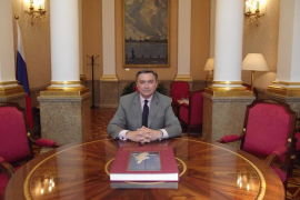 'Rusia hoy', conferencia a cargo de Yuri Korchagin