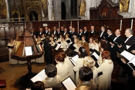 La Capella Mallorquina le canta a la Mare de Déu en Sant Salvador
