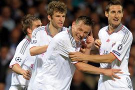 El Bayern estará en Madrid