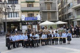 Inca celebra Sant Jordi con retraso