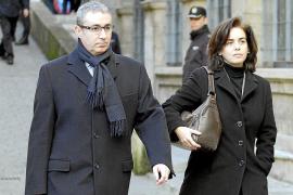 Torres sostiene que si la Infanta ya no está imputada tampoco lo debe estar su mujer