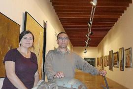 Los codirectores del Museu de Pollença recuperarán el Certamen d'Arts Plàstiques