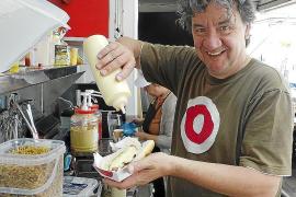 Koldo Royo, de estrella Michelin a  vendedor de perritos calientes