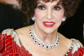 Gina Lollobrigida vende sus joyas por 3,3 millones de euros