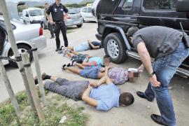 Desarticuladas dos bandas de búlgaros que robaban en el Port d'Andratx