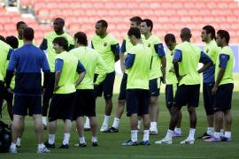 El Barça se conjura para una remontada épica