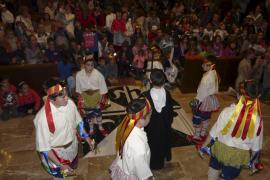 Baile de los Moratons de Manacor