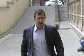 Miquel Nadal defiende su gestión al frente de Turisme en el 'caso Voltor'