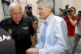 Vicens pacta ampliar su confesión sobre Can Domenge a los  casos 'Son Oms' y 'TV de Mallorca'