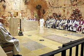 'Ser todo para todos', el mejor recuerdo del obispo Teodoro Úbeda