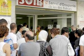 Más de 30.000 parados de las Islas no están registrados en el SOIB