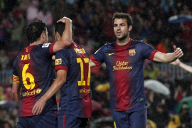 El Barça hace lo justo para ganar y sigue en busca de los 100 puntos
