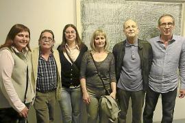 Décimo aniversario de la galería de arte Fran Reus