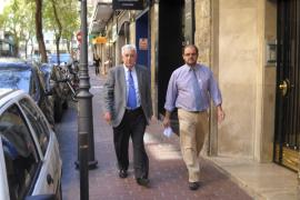 Gabriel  Cañellas declara como imputado dentro de la Operación Bomsai y queda en libertad con cargos
