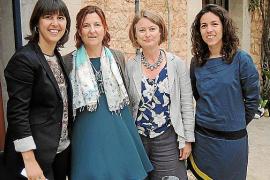 Inauguración del nuevo centro de poesía Blai Bonet en Santanyí.