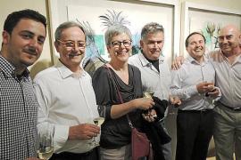 Exposición de Cristina Escape en Rialto Living