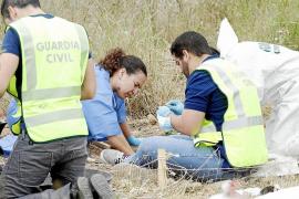 La Guardia Civil concluye la búsqueda del cadáver de Son Ferrer y analiza los restos