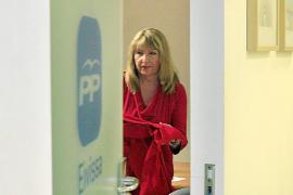 La alcaldesa de Eivissa (PP) anuncia su dimisión ante la cúpula del partido