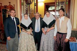Can Prunera acoge una exposición con obra del artista Jaume Mir