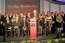 El Majorca Daily Bulletin celebra en Son Termens su 50 aniversario