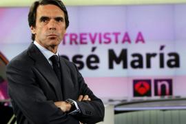 Aznar no descarta volver a la política: «Cumpliré con mi responsabilidad»