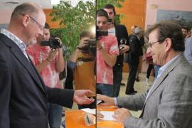 Más de 16.000 electores deciden hoy quién será el nuevo rector de la Universitat balear