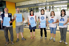 Metges del Món denuncia que otros hospitales siguen facturando