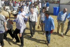 Manacor veta al president Bauzá en todos los actos institucionales de Fires i Festes