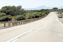 La carretera de Cap Blanc, más segura