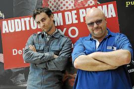 'Dos hombres solos sin punto com... ni ná' regresa al Auditòrium
