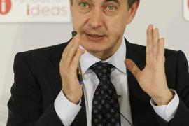 Zapatero: «No saldrá de mi boca una crítica a Rajoy ni nada que perjudique a España»