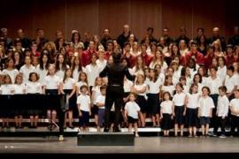 Concierto de fin de curso de los coros del Principal