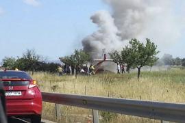 Trágico accidente de avioneta