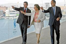 El magistrado inicia los trámites para imputar a Francisco Camps y Rita Barberá