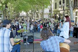 Nueve ONG, unidas en una campaña en la calle «para cambiar el mundo»